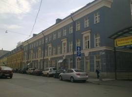 БЦ У Росстральных колонн (Биржевой пер.6)