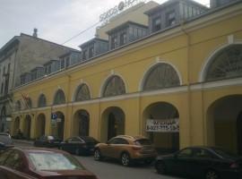 БЦ Биржевой пер. 2 (408 м2)