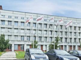 БЦ Домостроительная (Рууку, Домостр.16)