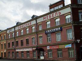 БЦ Текстиль (Московский 107 к4)