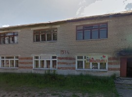 Отдельно стоящее здание Янега пос.