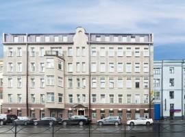БЦ Белоостровский