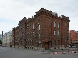 БЦ Степана Разина (Степана Разина 7-9-11)