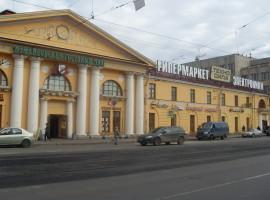 Измайловский гостинный двор (1-я Красноармейская)